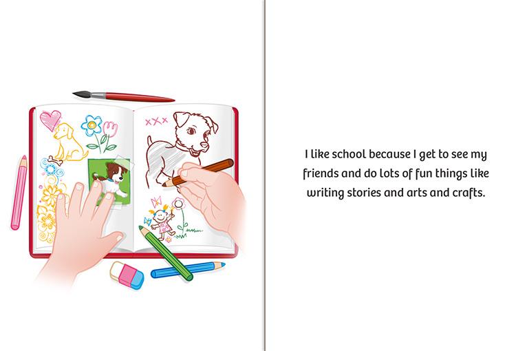 Cayla story page 6